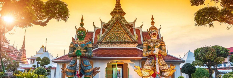 Nalehko do JV Asie: Bangkok z Vídně
