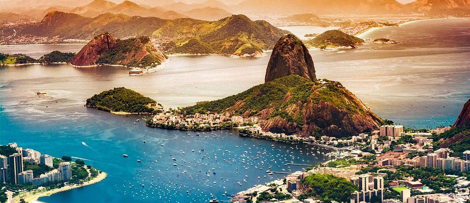 Brazílie – Rio de Janeiro z Prahy