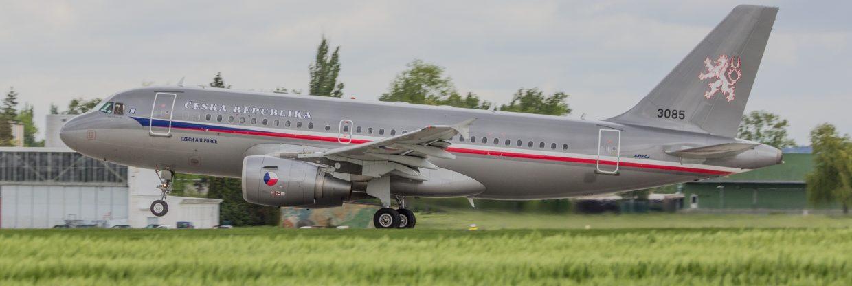 Evakuační lety do ČR