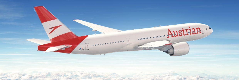 Austrian Airlines vypravují nejdelší komerční let světa