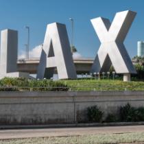Los Angeles Letiště LAX