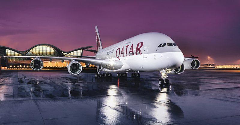 Qatar Airways rozdá 100 000 letenek zdravotníkům z první linie