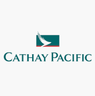 Logo aerolinky Cathay Pacific