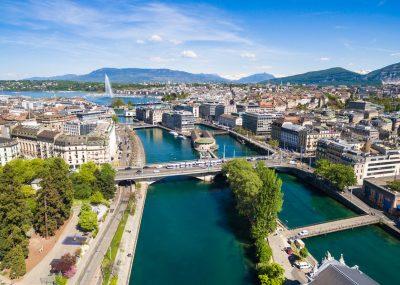 do Ženevy