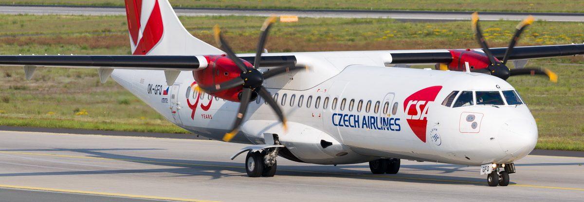 Aktuální novinky z aerolinek ČSA a Smartwings