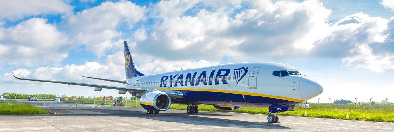 Ryanair: Flexibilní letenky a obnovení provozu v červenci