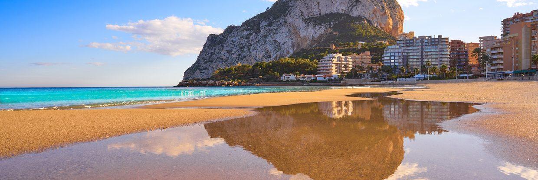 Španělsko: Alicante, Malaga a Castellón z Vídně o letních prázdninách