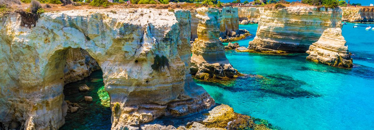 Italská Apulie: Bari z Prahy o letních prázdninách