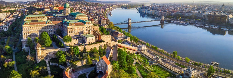 Z Prahy do Budapešti na zářijové prodloužené víkendy
