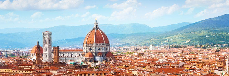 Refundovatelné letenky z Prahy do Florencie