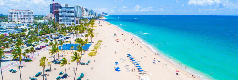 Z Prahy do Miami na Floridě za parádní cenu