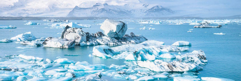 Island z Vídně: Polární záře a ledovcová krajina