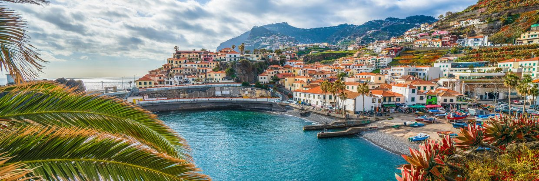 Přímé lety na Madeiru i Kanárské ostrovy z Norimberku