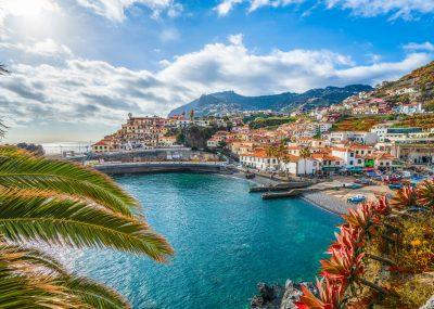 na Madeiru