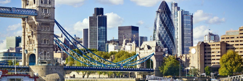 Londýn na pár dní koncem léta z Prahy