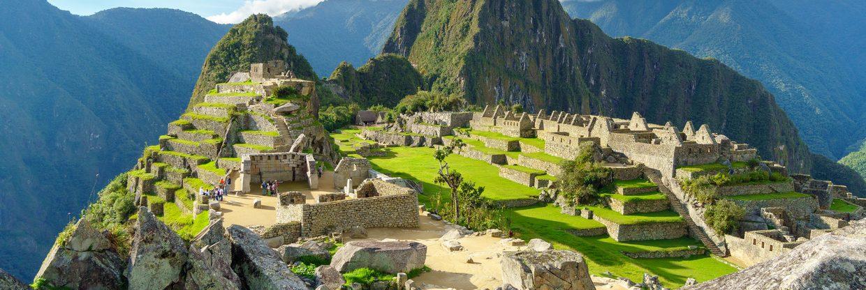 Jižní Amerika: Peru z Berlína
