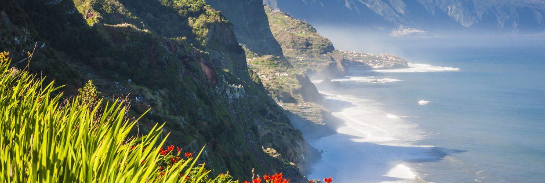 Portugalský ostrov Madeira z Prahy na spoustu termínů