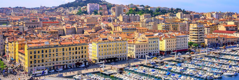 Francie: Lyon, Marseille, Nantes i Toulouse na prodloužené víkendy