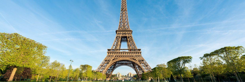 Flexibilní letenky na prodloužené víkendy z Prahy do Paříže