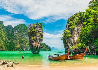 do Thajska
