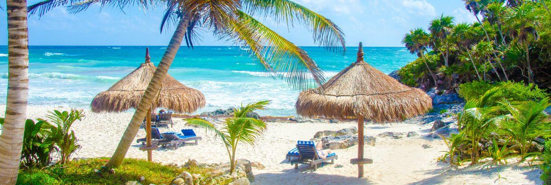 Mexický poloostrov Yucatán: do Cancúnu z Vídně