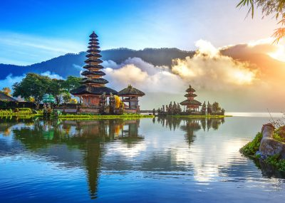 S Turkish na exotické Bali