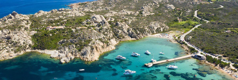Sardinie v červenci i srpnu – Alghero z Vídně