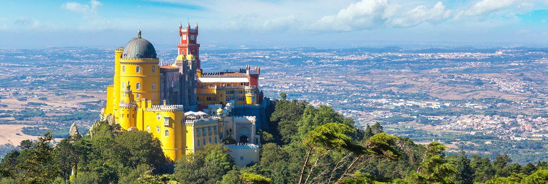 Portugalsko: Lisabon z Vídně