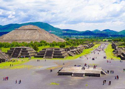levné letenky do Mexika