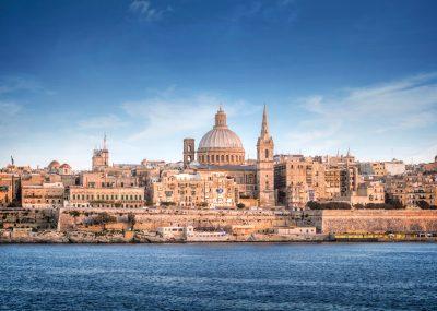 Malta z Vídně