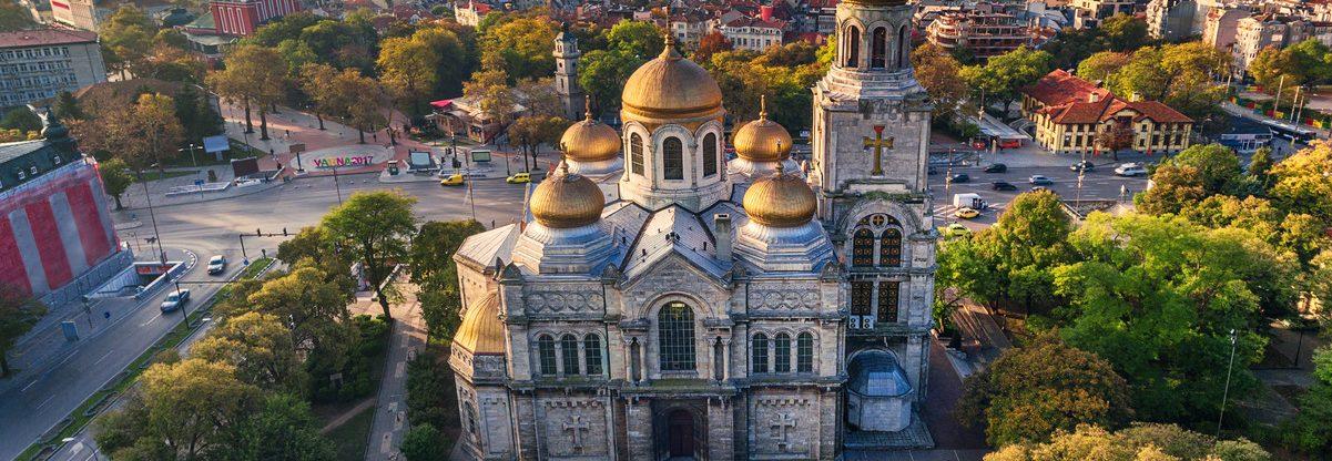 Na prodloužený víkend do Bulharska: Varna z Prahy