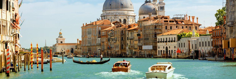 Itálie: Benátky z Prahy v druhé polovině léta
