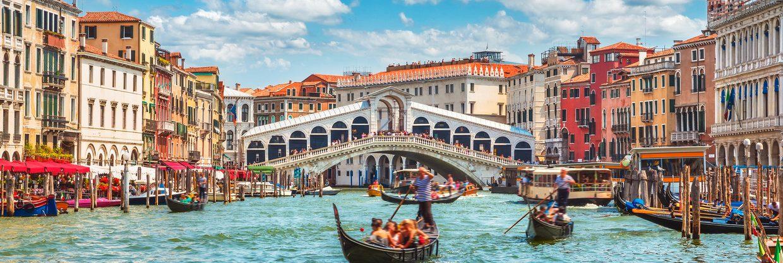 Italské Benátky na letní prodloužený víkend z Prahy