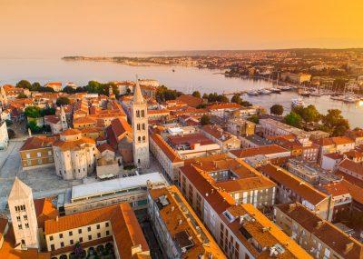 Zadar z Prahy