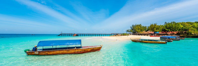 Exotický ostrov Zanzibar z Prahy s Qatar Airways