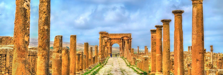 Alžírsko
