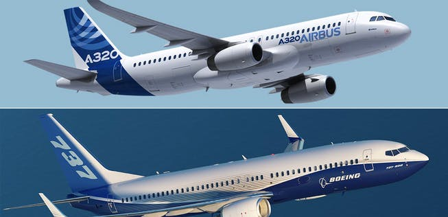 Airbus a Boeing omezují výrobu