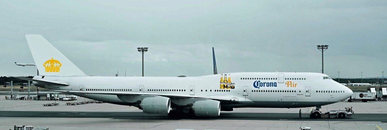 Slavný pivovar zakládá aerolinku – Corona Air!