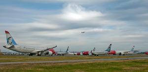 Uzavřená letiště v Evropě