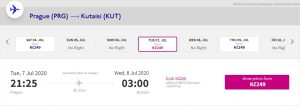 Wizz Air nabízí flexibilní letenku za poplatek 1 €