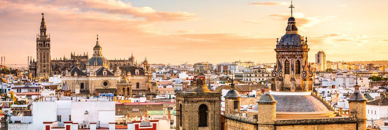 Andalusie: prázdninová Sevilla z Vídně