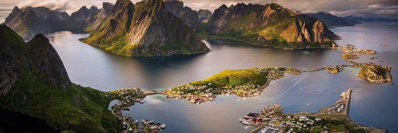 Jižní Norsko během září