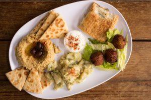 Arabská kuchyně a jídlo