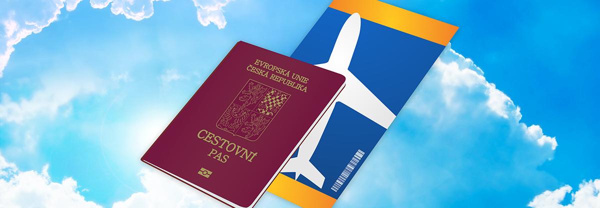 Cestovní pas ČR a jeho síla