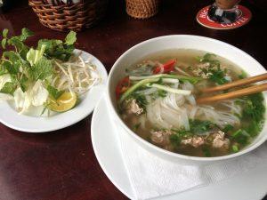 Vietnamská kuchyně a jídlo