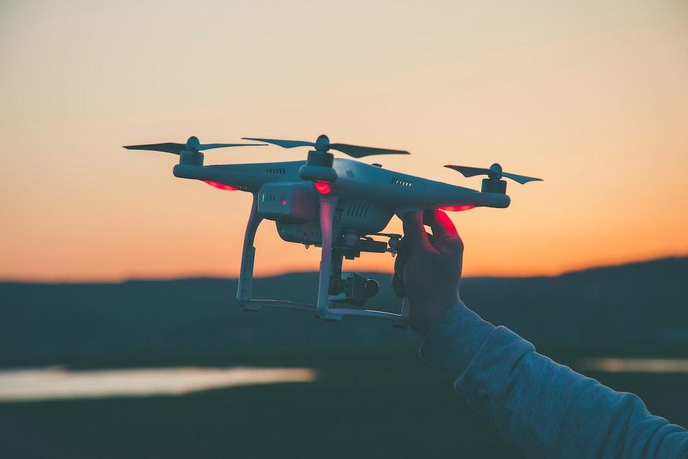 Cestování s dronem