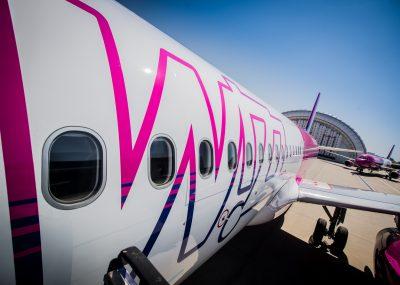 Wizz Air nabízí 16% slevu na všechny lety & flexibilní letenku za 1 €
