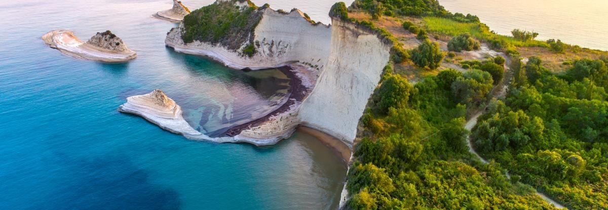 Tour de Řecko z Prahy: Rhodos, Athény a Korfu na jeden zátah