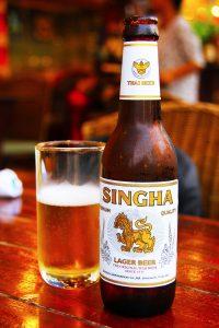 Jídlo a pití v Thajsku