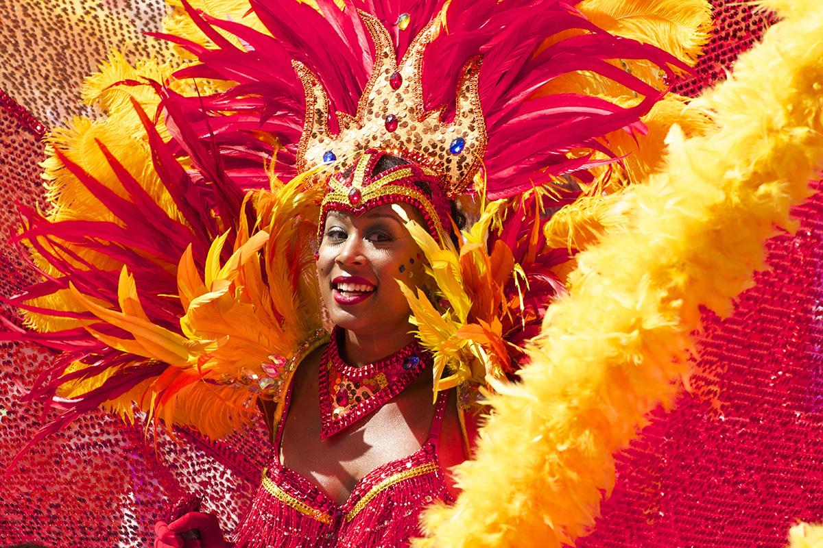 Brazílie - Karneval v Riu